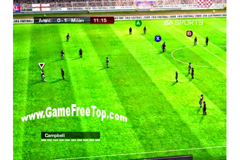 Fifa FootBall 2004 - Full Version Game Download ...