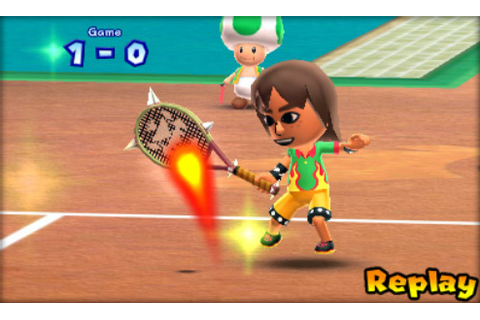 Mario Tennis Open Review - GameRevolution
