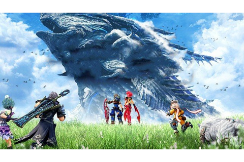 Xenoblade Chronicles 2 New Game Plus Mode Added in New ...