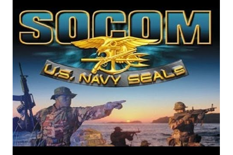 CGRundertow SOCOM: U.S. NAVY SEALS for PlayStation 2 Video ...