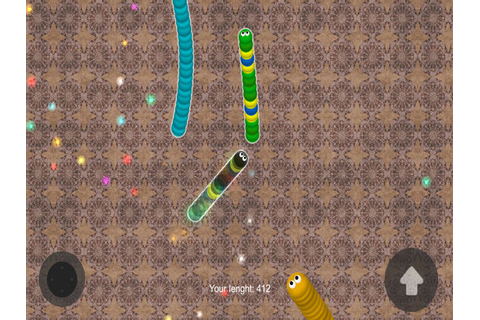 App Shopper: Sssnake Rush (Games)