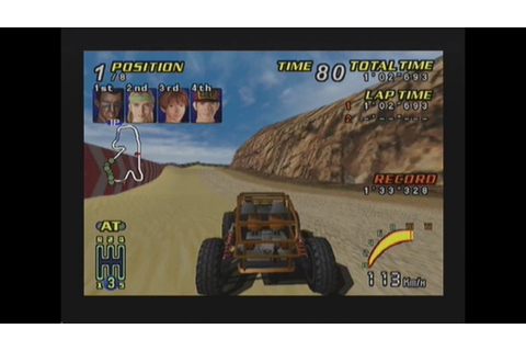 [Gameplay] Buggy Heat (Dreamcast) - YouTube
