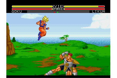 Play Dragon Ball Z – L'Appel du Destin Online - Play Sega ...