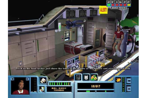 Space Station Sim - Download