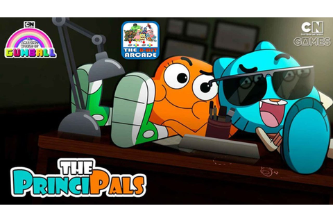 The Amazing World of Gumball: The PrinciPals - Principal ...