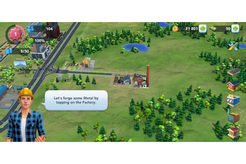 SimCity BuildIt 1.29.3.89288 - Download for Android APK Free