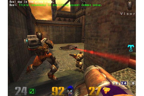 Hyper Downloads: Quake 3 Arena: Team Arena PC
