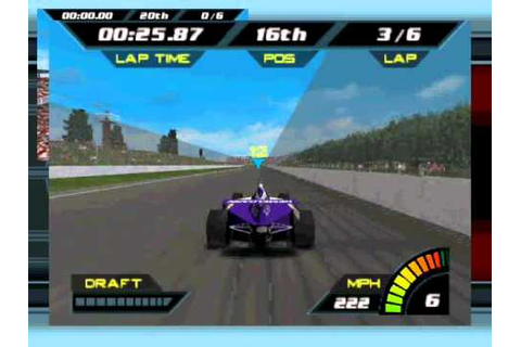 Let's Play Indy Racing 2000 - YouTube