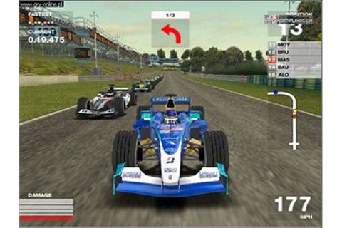 Formula One 04 - PS2 - gamepressure.com