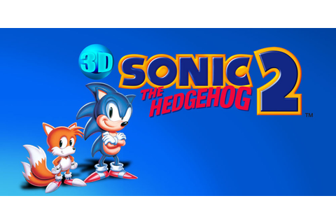 3D Sonic The Hedgehog 2 | Nintendo 3DS download software ...