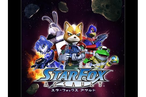 Star Fox Assault Full Game HD - YouTube