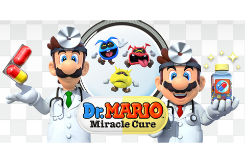 Dr. Mario: Miracle Cure | Nintendo 3DS download software ...