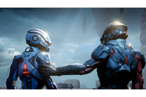 'Mass Effect: Andromeda' Really Does Get Better