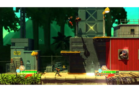 GameSpot Reviews - Bionic Commando Rearmed 2 (PC, PS3 ...