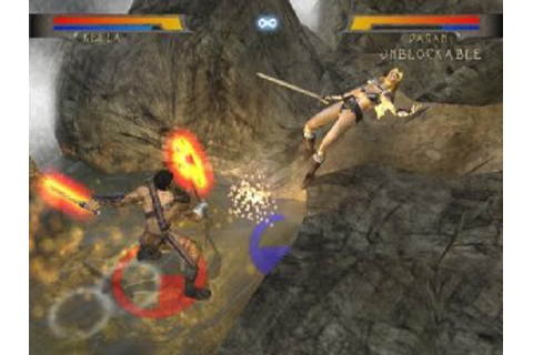 Barbarian Sony Playstation 2 Game