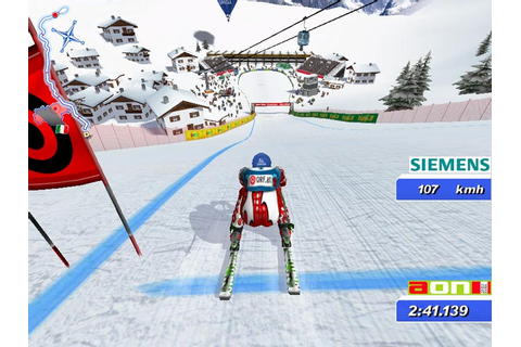 Games PC: ski challenge 2008 PC Game |Mediafire|