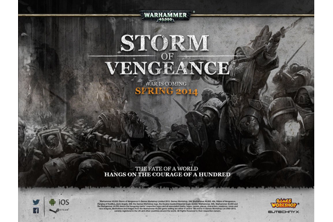 WH40k: Storm of Vengeance Windows, Mobile game - Mod DB