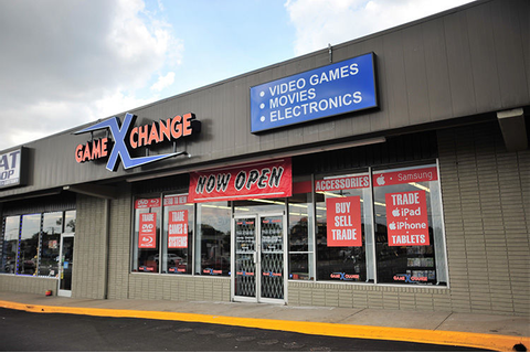 Game X Change opens for business on boulevard | News ...