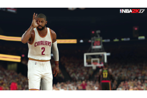 'NBA 2K17' News: Official In-Game Screenshot Of Kyrie Irving