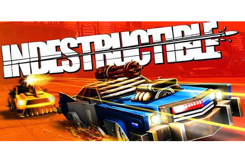Indestructible is a car combat Android game from Glu Mobile