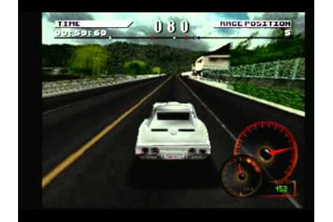 Test Drive 4 PS1 Gameplay | Driving test, Gameplay, Ps1