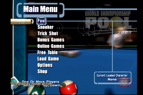 World Championship Pool 2004 Screenshots for PlayStation 2 ...