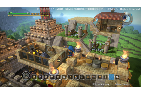 Dragon Quest Builders Review [Nintendo Switch]