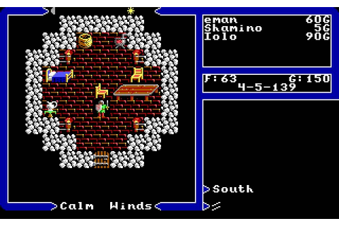 Download Ultima 5: Warriors of Destiny rpg for DOS (1988 ...