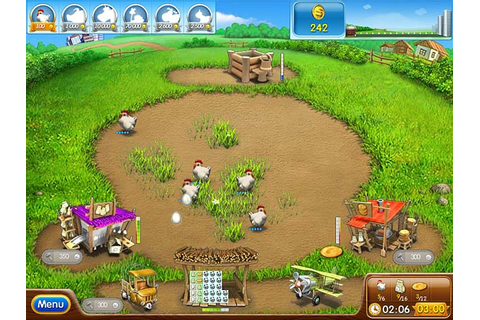 Farm Frenzy 2 > iPad, iPhone, Android, Mac & PC Game | Big ...