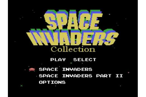 Space Invaders Collection for the Colecovision - YouTube