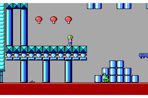 Play Commander Keen 1 online - PlayDOSGames.com