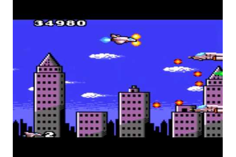 Aerial Assault Game Sample - Game Gear - YouTube