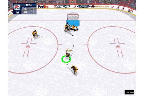 NHL 2000 - PC Review and Full Download | Old PC Gaming