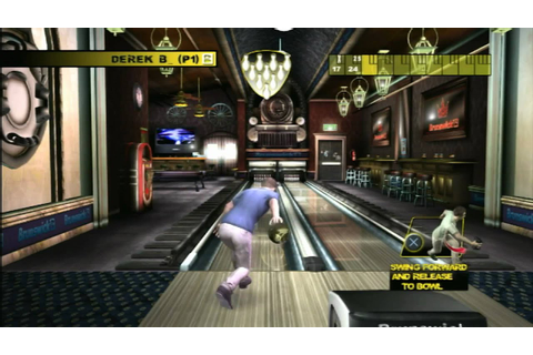 CGRundertow - BRUNSWICK PRO BOWLING for PlayStation 3 ...
