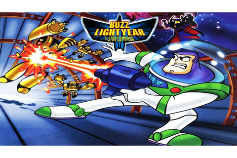 Buzz Lightyear of Star Command Action Game (PC) Full 100% ...