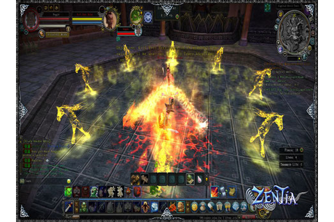 Zentia - Online Game of the Week