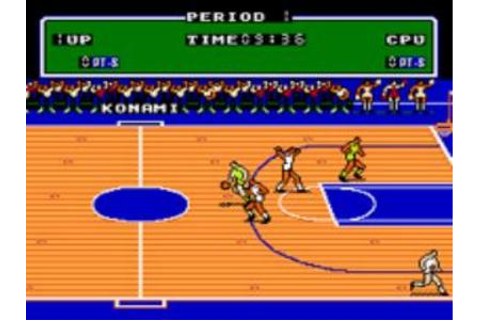 Double Dribble | Obsolete Gamer