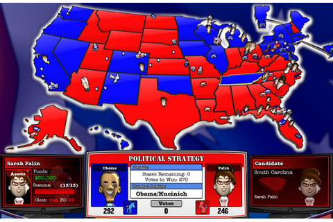 The Political Machine offers Free Game Download | POPSUGAR ...