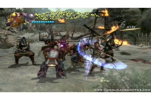 Genji Days of the Blade - Download game PS3 PS4 RPCS3 PC free