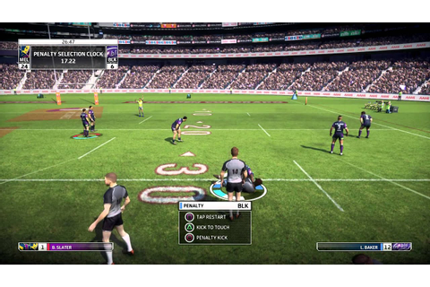 Rugby League Live 3 | Full Match Gameplay - YouTube