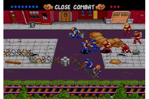 General Chaos Download (1994 Arcade action Game)