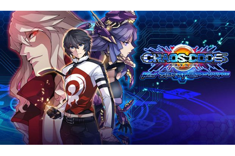 CHAOS CODE -NEW SIGN OF CATASTROPHE- Free Download « IGGGAMES