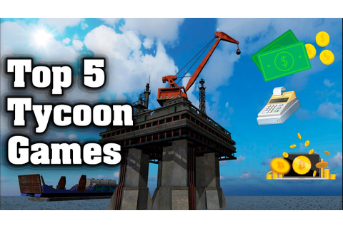 Top 5 Tycoon Games Gameplay Video Android/iOS - YouTube