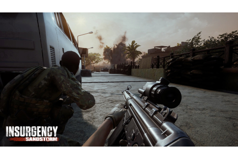Insurgency Sandstorm Hands-on Preview - Tactical and Intense