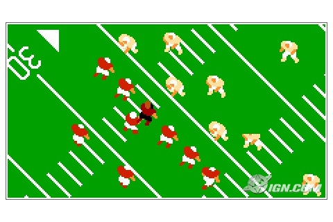 NES Play Action Football Review - IGN