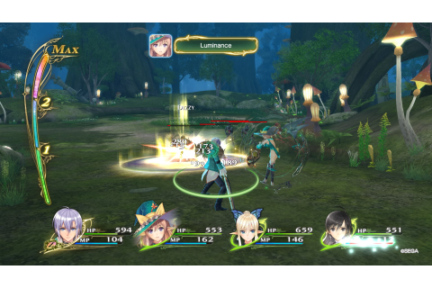 Shining Resonance Refrain - REVIEW - The Geekly Grind