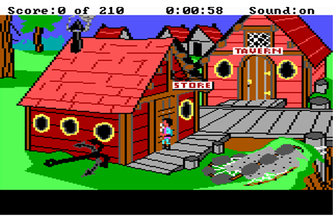 Download Kings Quest III - To Heir is Human | Abandonia