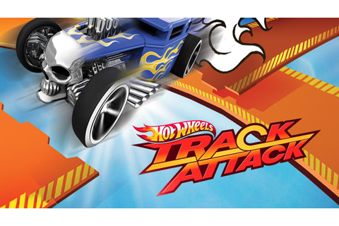 #3 Hot Wheels Track Attack - Track Builder - Video Game ...