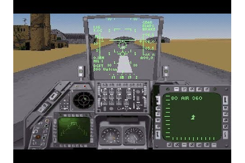 Strike Commander (PC/DOS) Turkey-Mallorca, 3-Missions ...