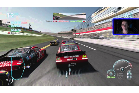 NASCAR The Game: Inside Line - Race 1/36 - Daytona 500 ...
